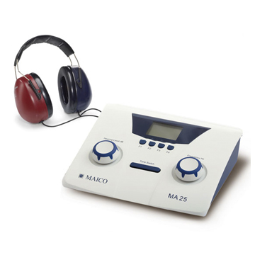 Audiómetro Otometrics Maico MA25